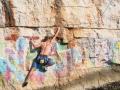 TIMA-Travels11 Klettern über dem Wasser