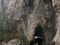 TIMA-Travels15 Regentag trotzdem Klettern
