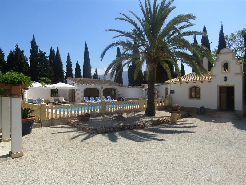Tima Travels Finca Costa Blanca