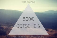 Gutschein 500€