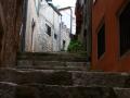 Treppen in Rovinj