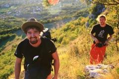 Die Jungs von TIMA-Travels