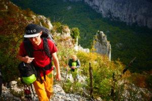 Istrien Klettern