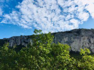 kletterurlaub kroatien Vela Draga