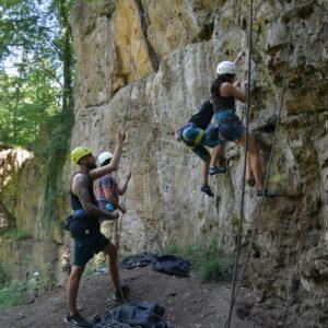 Klettern in NRW